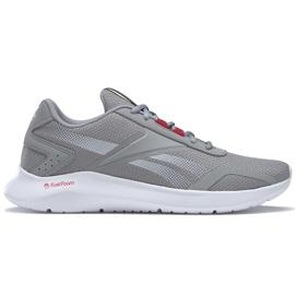 Reebok Energylux 2 miesten kengät harmaa-valkoinen-punainen Q46236