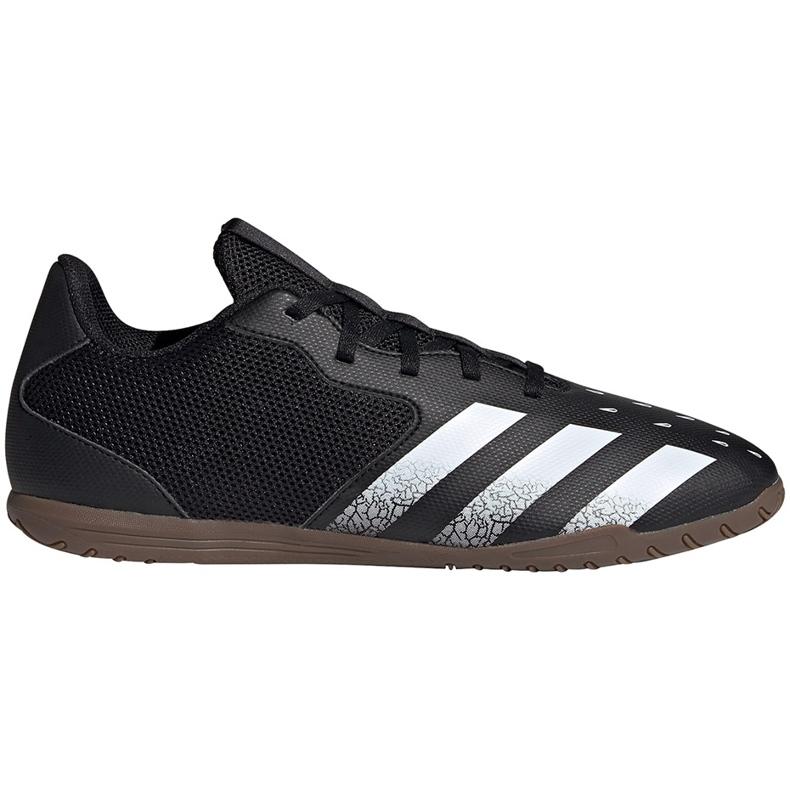 Adidas Predator Freak.4 In Sala FY1042 jalkapallokengät musta musta