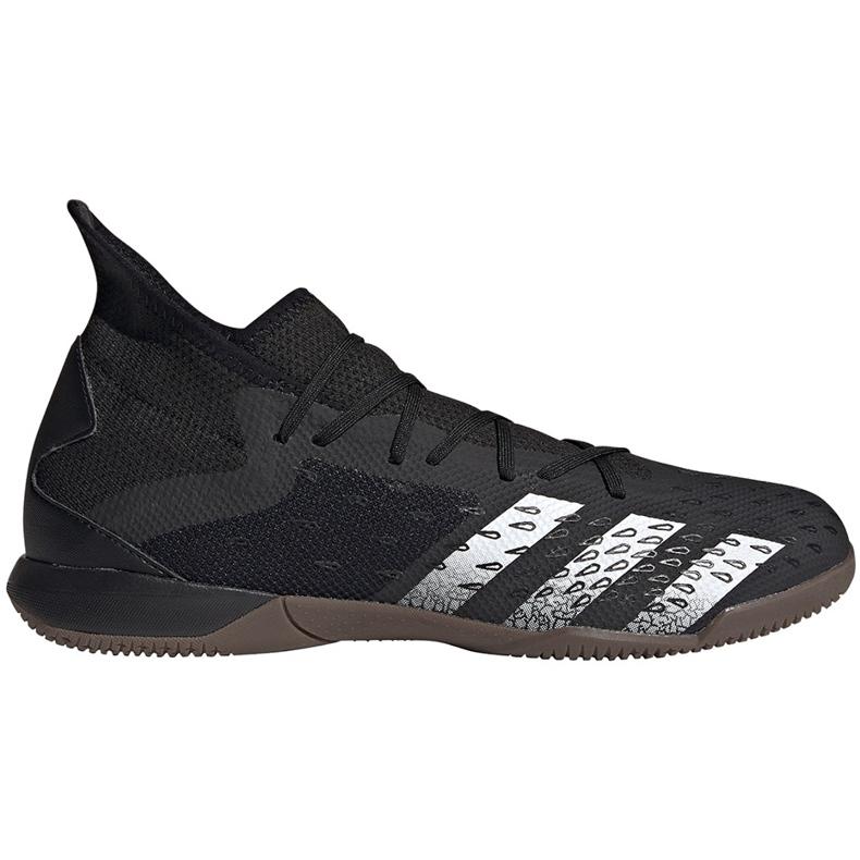 Adidas Predator Freak.3 In FY1032 jalkapallokengät musta musta