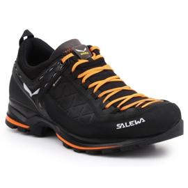 Salewa Ms Mtn Trainer 2 Gtx M 61356-0933 kengät musta