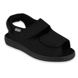 Befado miesten kengät pu 676M007 musta