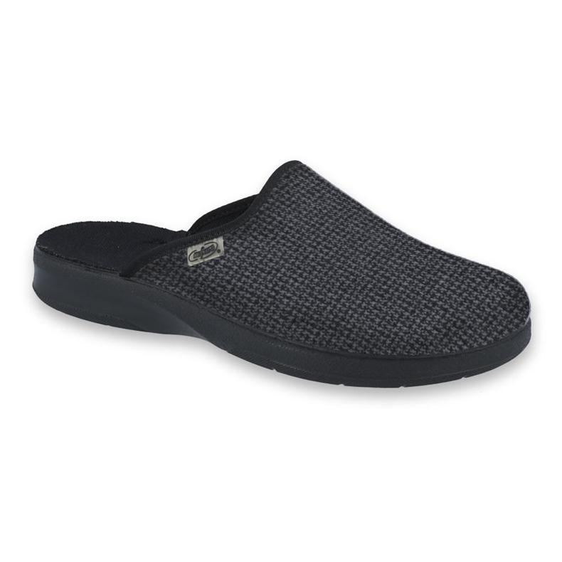 Befado miesten kengät pu 548M026 musta