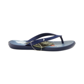 Laivasto Tummansininen flip flops lasten kengät flip-flops Rider 1307