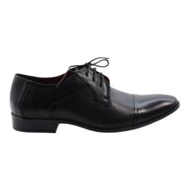 Musta klassinen kengät Nikopol 210