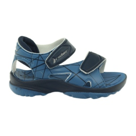 Sininen sandaalit lasten tarranauhat veden Rider