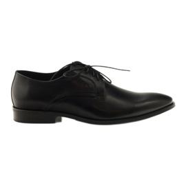 Miesten klassiset kengät Pilpol 1329 musta