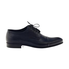 Oxford-kengät Pilpol 1607 tummansininen