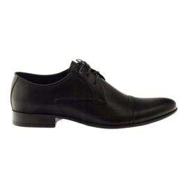 Miesten kengät klassinen Pilpol 1642 musta