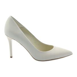 Kengät Gianmarko 721 beige ruskea