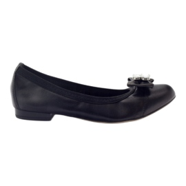 Ballerinas-naisten keula Gamis 1402 musta