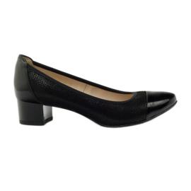 Naisten kengät Gamis 1810 musta