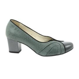 Naisten kengät Espinto 395 tęg G1 / 2 harmaa