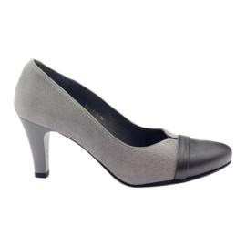 Harmaa Espinto 532/1 kengät