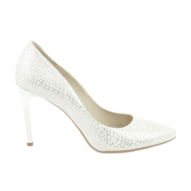 Naisten kengät Espinto 456/67 valkoinen