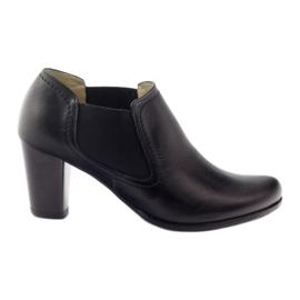 Gregors 553 naisten mustat kengät