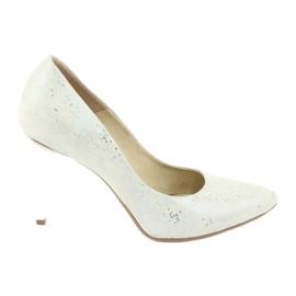 Espinto 456/96 naisten kengät valkoinen