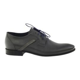 Miesten kengät Pilpol PC006 harmaa