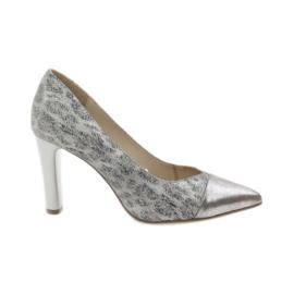Caprice-pumput naisten kengät 22407 harmaa