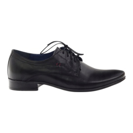 Miesten kengät Nikopol 1597 musta