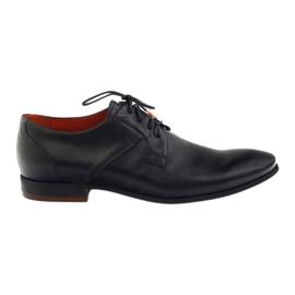 Kengät Pilpol PC007 musta