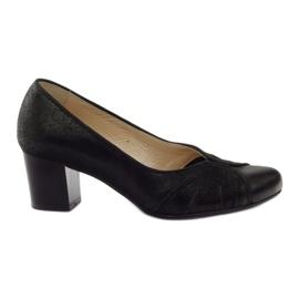 Naisten kengät Espinto tęg G1 / 2 musta