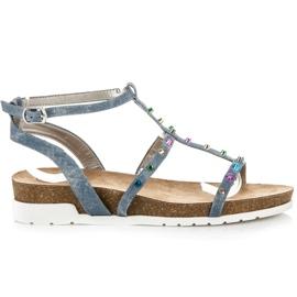 Sininen Sandaalit: Kotlina KYLIE