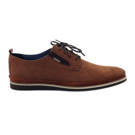 Miesten kengät Badura 7758 ruskea
