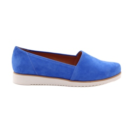 Badura naisten kengät sininen