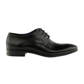 Musta Boots-tossut Badura 7589