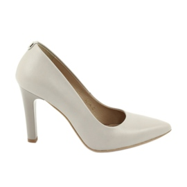 Naisten kengät harmaa Arka 5254 logo