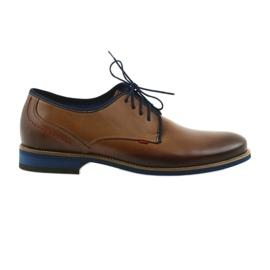 Ruskeat miesten kengät Nikopol 1653