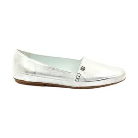 Kengät Badura 6352 hopea harmaa