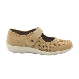Ruskea Erittäin mukavat Aloeloe-kengät