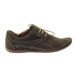 Vihreä Riko miesten vapaa-ajan kengät 844
