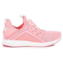 Pinkki Puma Mega Nrgy Knit WN`S