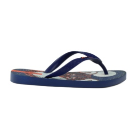 Flip flops Ipanema wolf navy blue