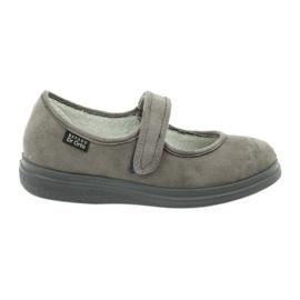 Befado naisten kengät pu 462D001 harmaa