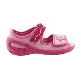 Pinkki Befado lasten kengät pu 433X032