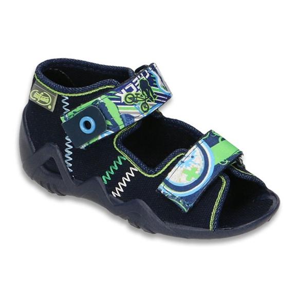 Befado lasten kengät 250P058 laivasto