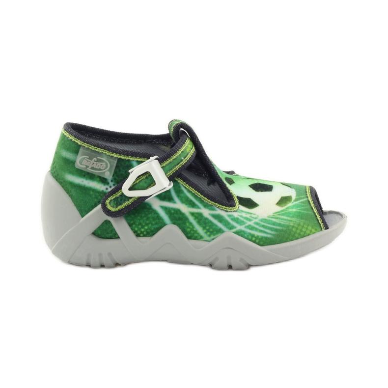 Befado lasten kengät 217P093 vihreä