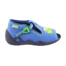 Sininen Befado lasten kengät 217P094