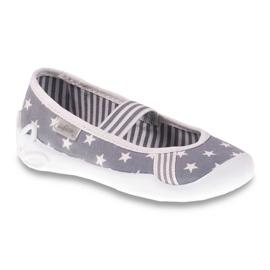 Harmaa Befado lasten kengät 193Y064