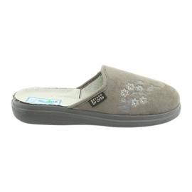 Befado naisten kengät pu 132D013 harmaa