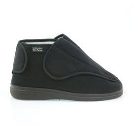Befado naisten kengät pu orto 163D002 musta