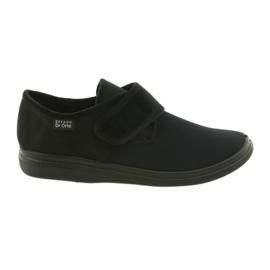 Musta Befado miesten kengät pu 131M003