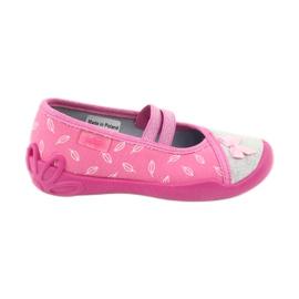 Pinkki Befado lasten kengät 116X234