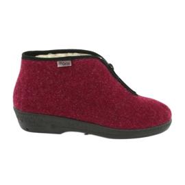 Befado naisten kengät pu 041D050 ruskea