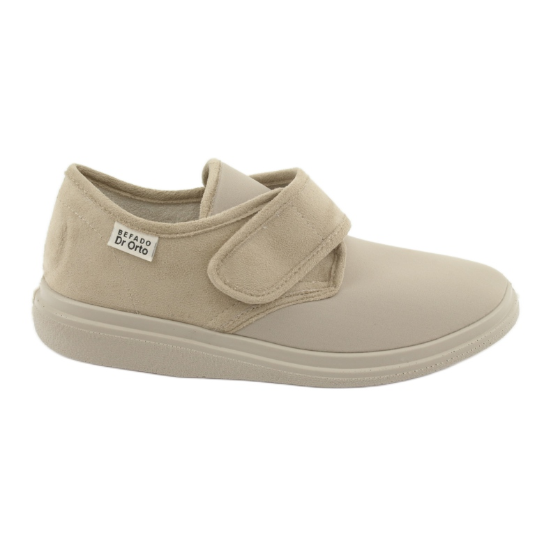 Befado naisten kengät pu 036D005 ruskea