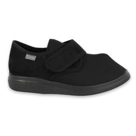 Musta Befado naisten kengät pu 036D006