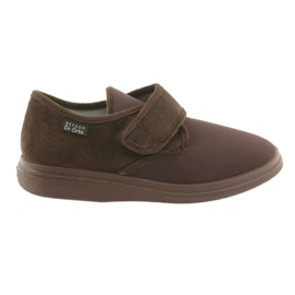 Befado naisten kengät pu 036D008 ruskea